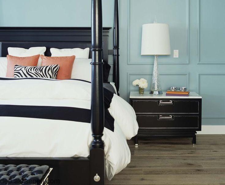 Schlafzimmer Lage und Design in einem guten Feng Shui
