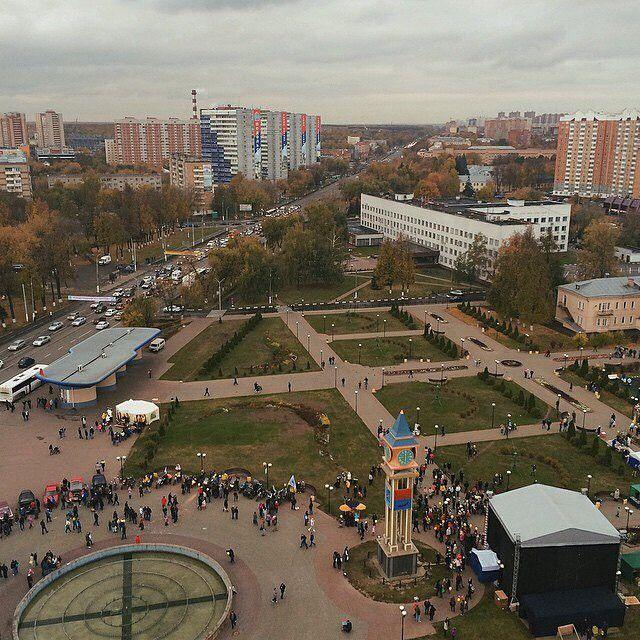 """""""#inpodolsk #podolsk #RF #sky"""""""