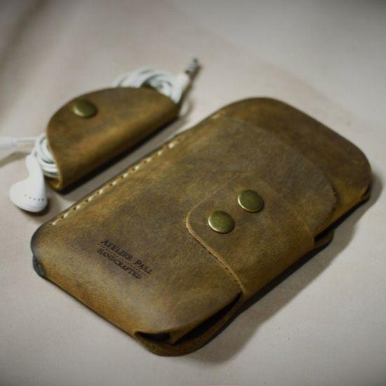 iPhone wallet set. AtelierPall.com