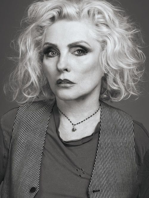 Debbie Harry, 69, photographed for Paper Magazine, September 2014