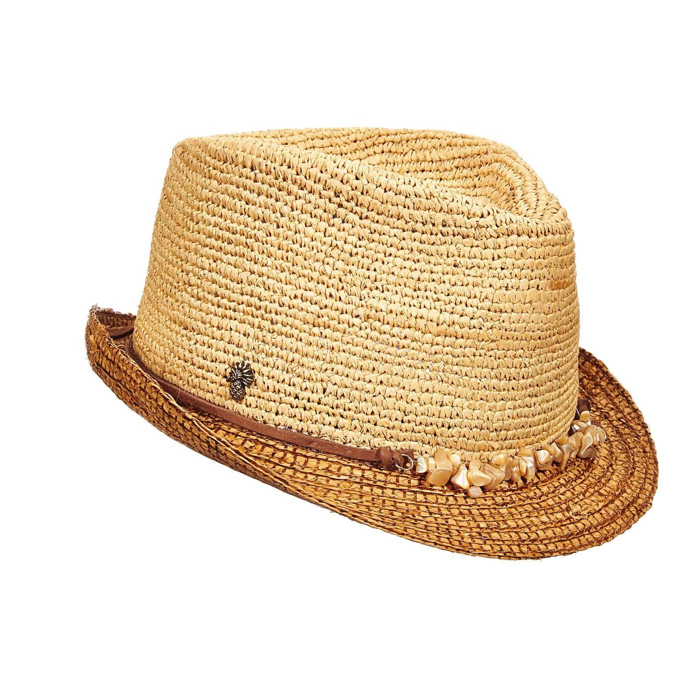 futurepost.co.nz Conner Hats Mens Madison Raffia Straw Beach ...