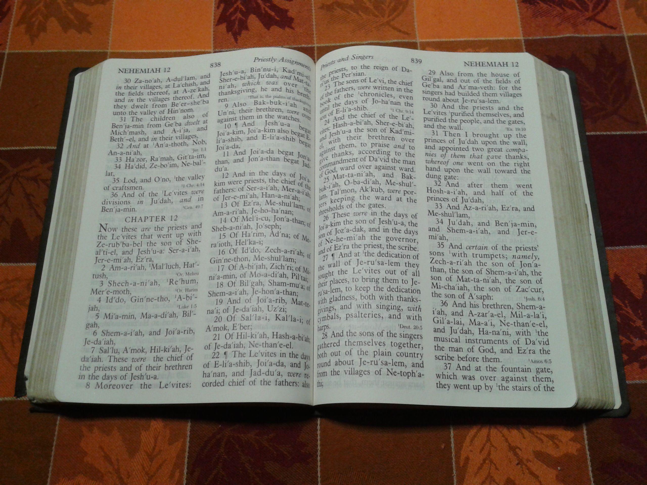 Open Bible Bible