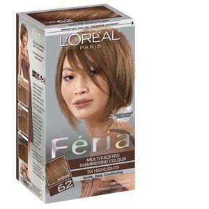 Feria In 2020 Feria Hair Color Box Hair Dye Light Golden