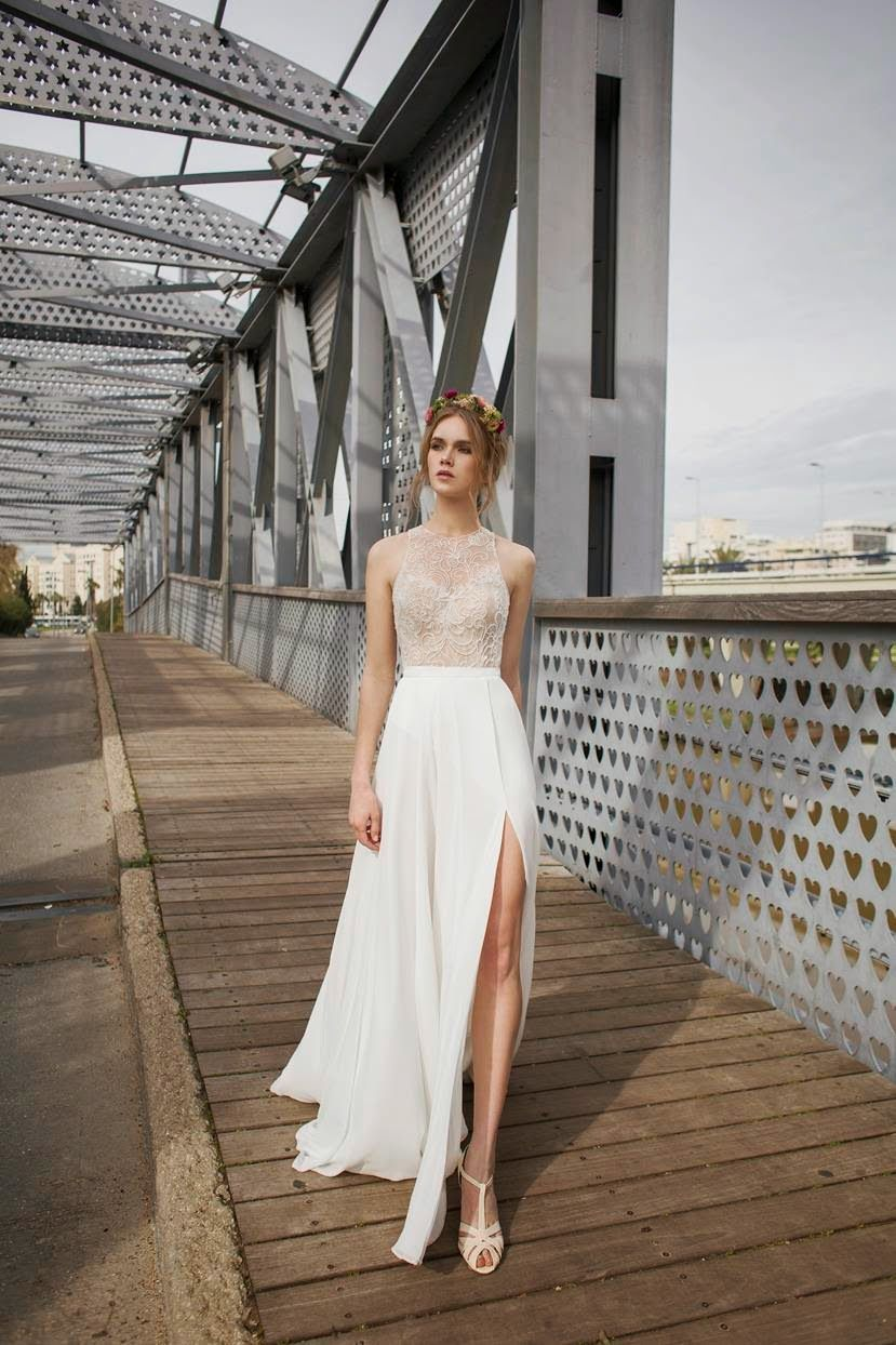 Espectaculares vestidos de novias   Coleccion Limor Rosen