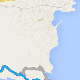 Via S Fruttuoso To Portofino Metropolitan City Of Genoa - Italy map genoa