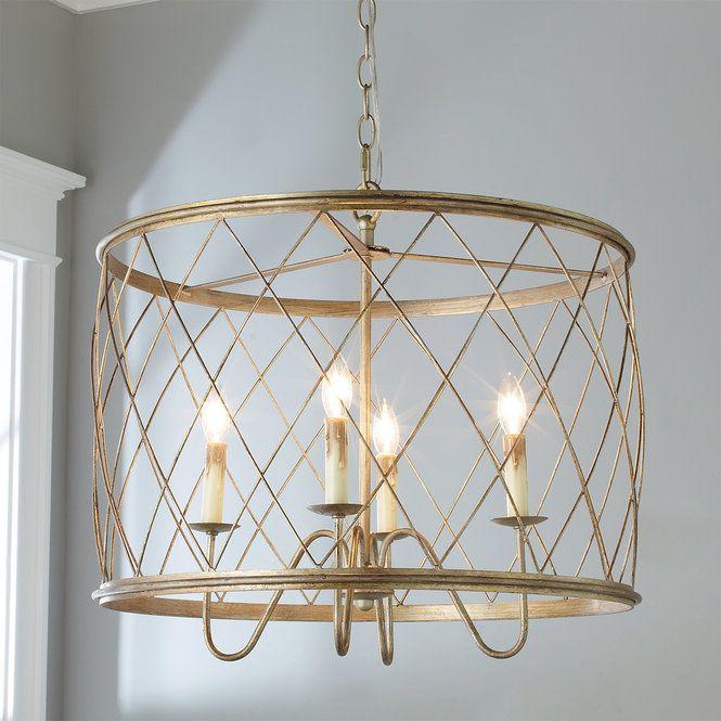 Trellis Cage Drum Chandelier Large Drum Chandelier Ceiling Lights Cage Chandelier