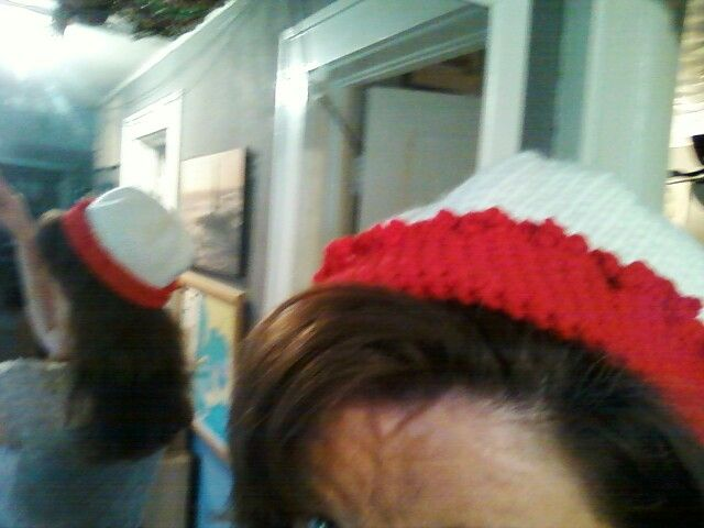 New hat from Secret Santa