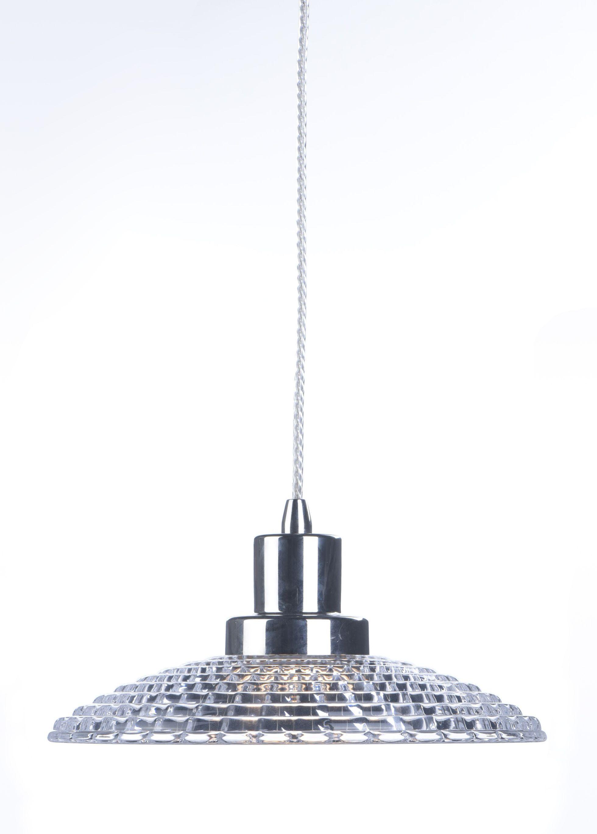 Retro Led 1 Light Pendant