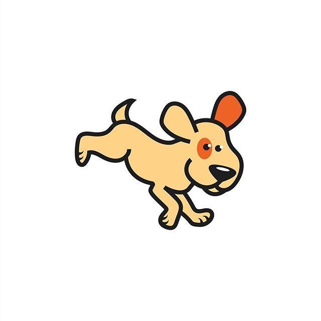 Dog Jumping Playing Logo Design Pet Logo Dog Training Agility Training Dog Illustration Puppy Dog Dog Illustration Animal Logo Dog Drawing