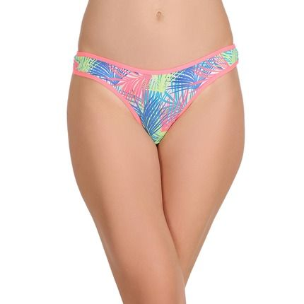 8b8fbceaff39 Buy Cotton Low Waist Printed Thong Online India, Best Prices, COD - Clovia  - PN2250R16