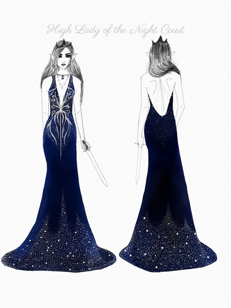 Middengard Bookwyrm Feyre S Dress With Images Feyre And