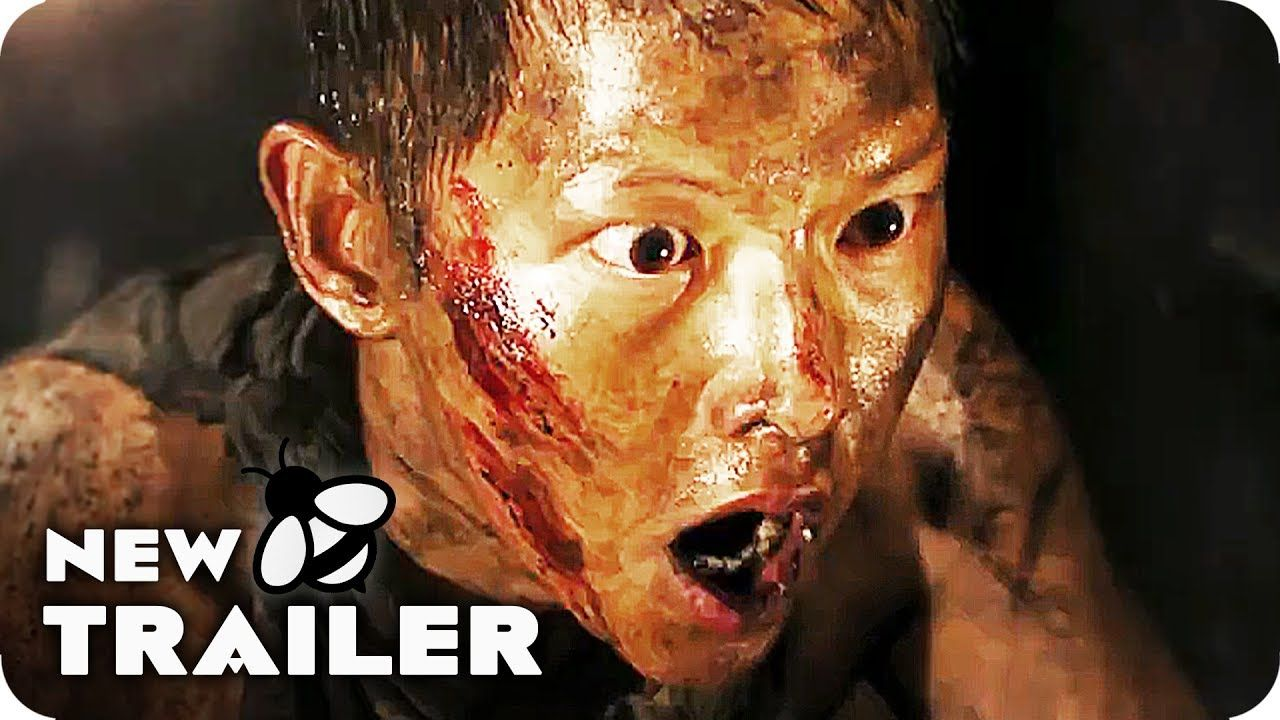 THE BATTLESHIP ISLAND Trailer (2017) Action movies