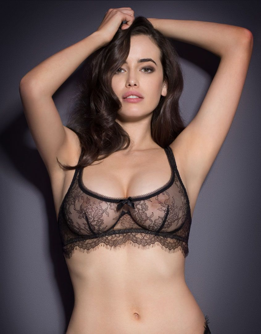Spring Summer 2015 by Agent Provocateur - Elly Bra | luxury ...