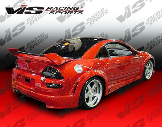 2000 Mitsubishi Eclipse Body Kits Specific This Complete Body Kit