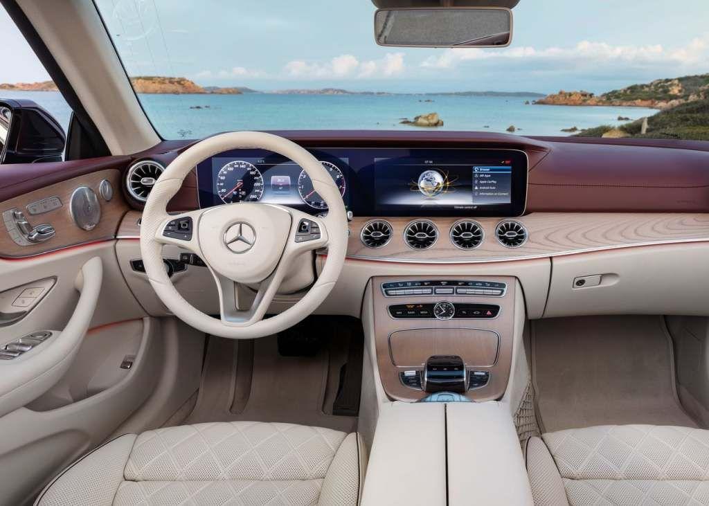Mercedes classe e cabriolet chega ao brasil por r 414 mil