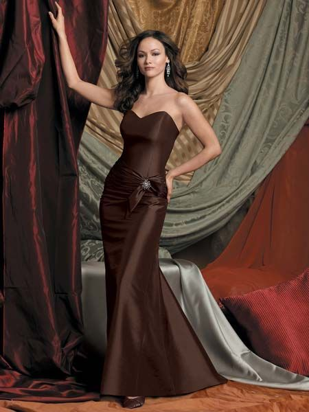 1000  images about Brown Bridesmaid Dresses on Pinterest - Wedding ...