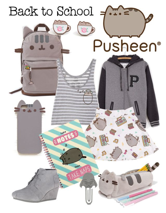 """#PVxPusheen 