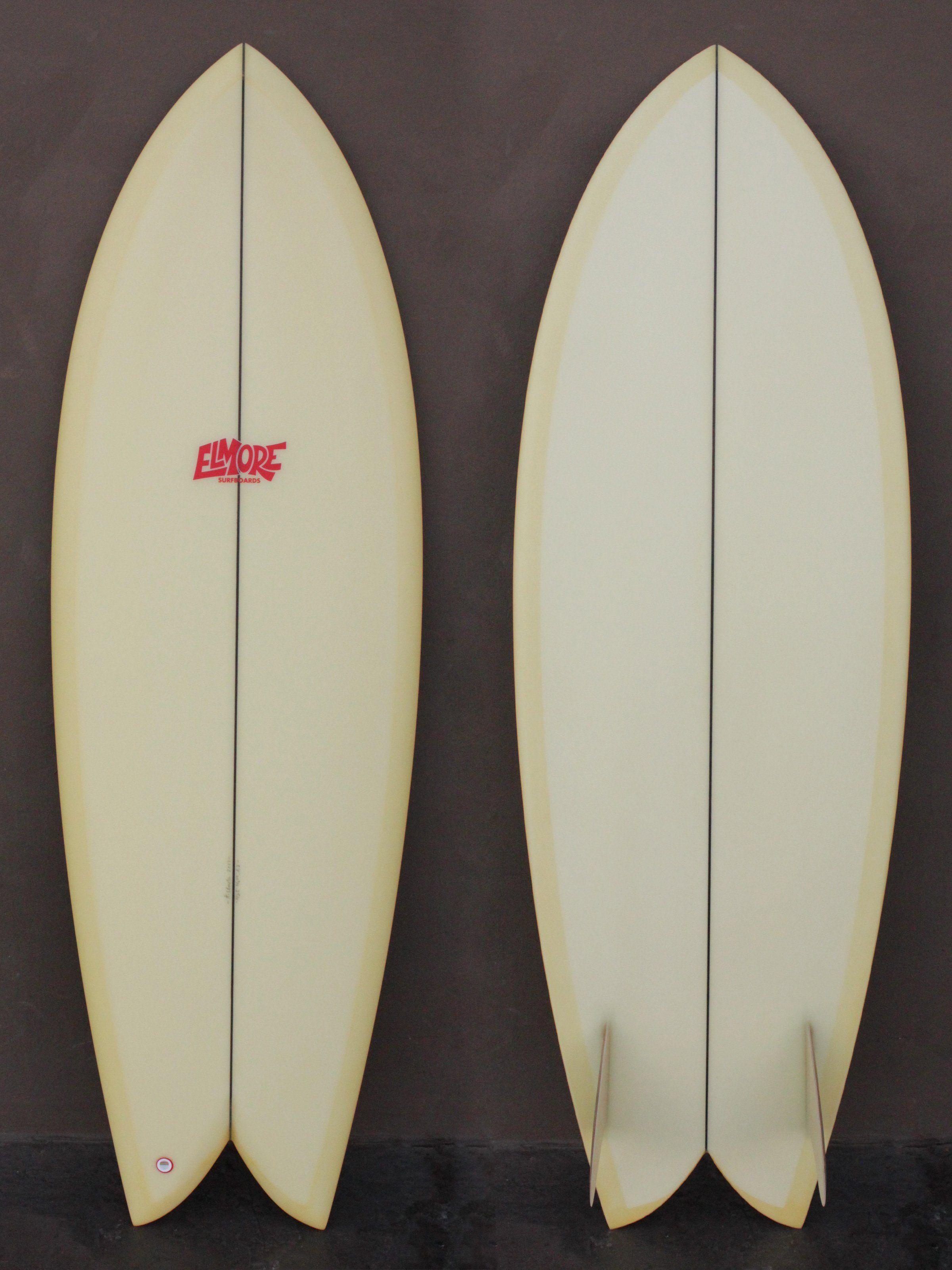 media maligno Difettoso  5'8 Elmore Frye'd Fish | Elmore, Fish, Surfboard
