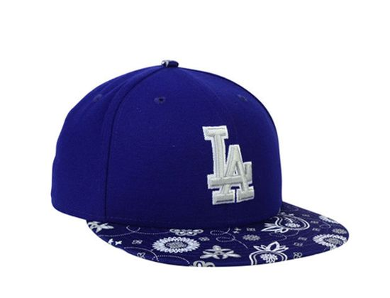 f9b077fb usa los angeles dodgers new era mlb turn to the future 59fifty cap ...