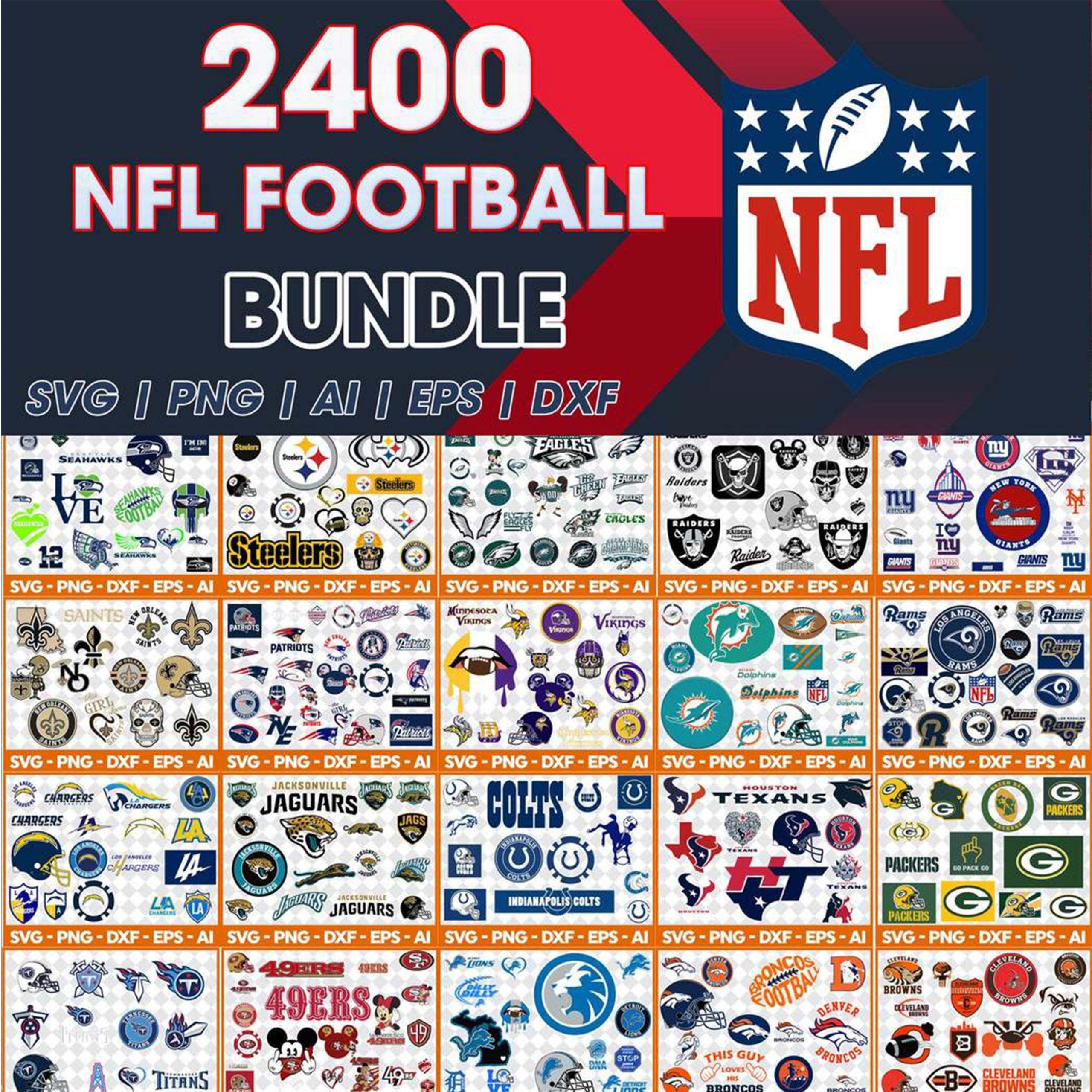 Nfl Sport Svg Bundle Sport Svg Mega Bundle Nfll Sport All 32 Teams 2400 Files Baseball Svg In 2020 Baseball Svg Sports Svg Nfl