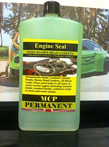 STEEL SEAL HEAD GASKET SEALER MCP CRACKED CYLINDER BLOCKS
