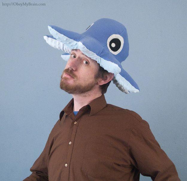 Spectacular Sea Hats Octopus Hat Hats Fleece