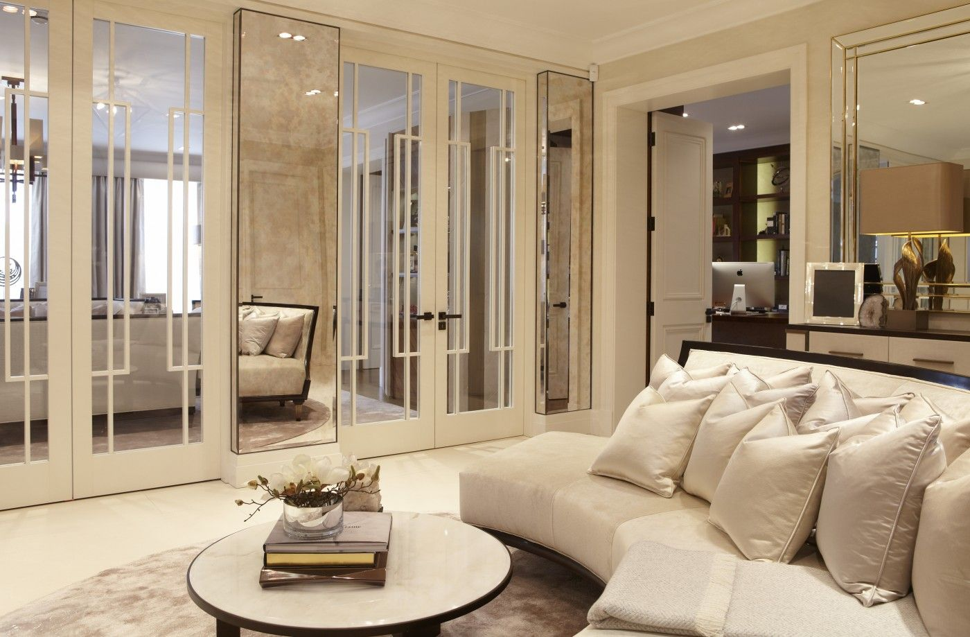 Living Room Closet Concept Bespoke Interiors Oak Closet Dressing Room And Sitting