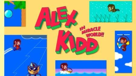 alex kidd rules