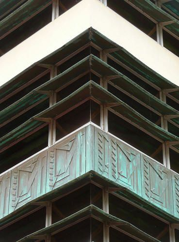 Price Tower, Frank Lloyd Wright. 1952. Bartlesville, Oklahoma