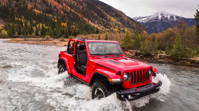 2020 Jeep Wrangler Rubicon Unlimited Review Price Colors