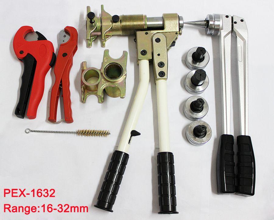 REHAU System Well Received Rehau Plumbing Tool PEX-1632 Clamping Tools