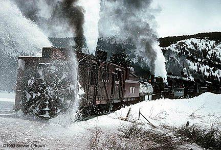 Cumbres And Toltec Scenic Railroad Photos By Steven J