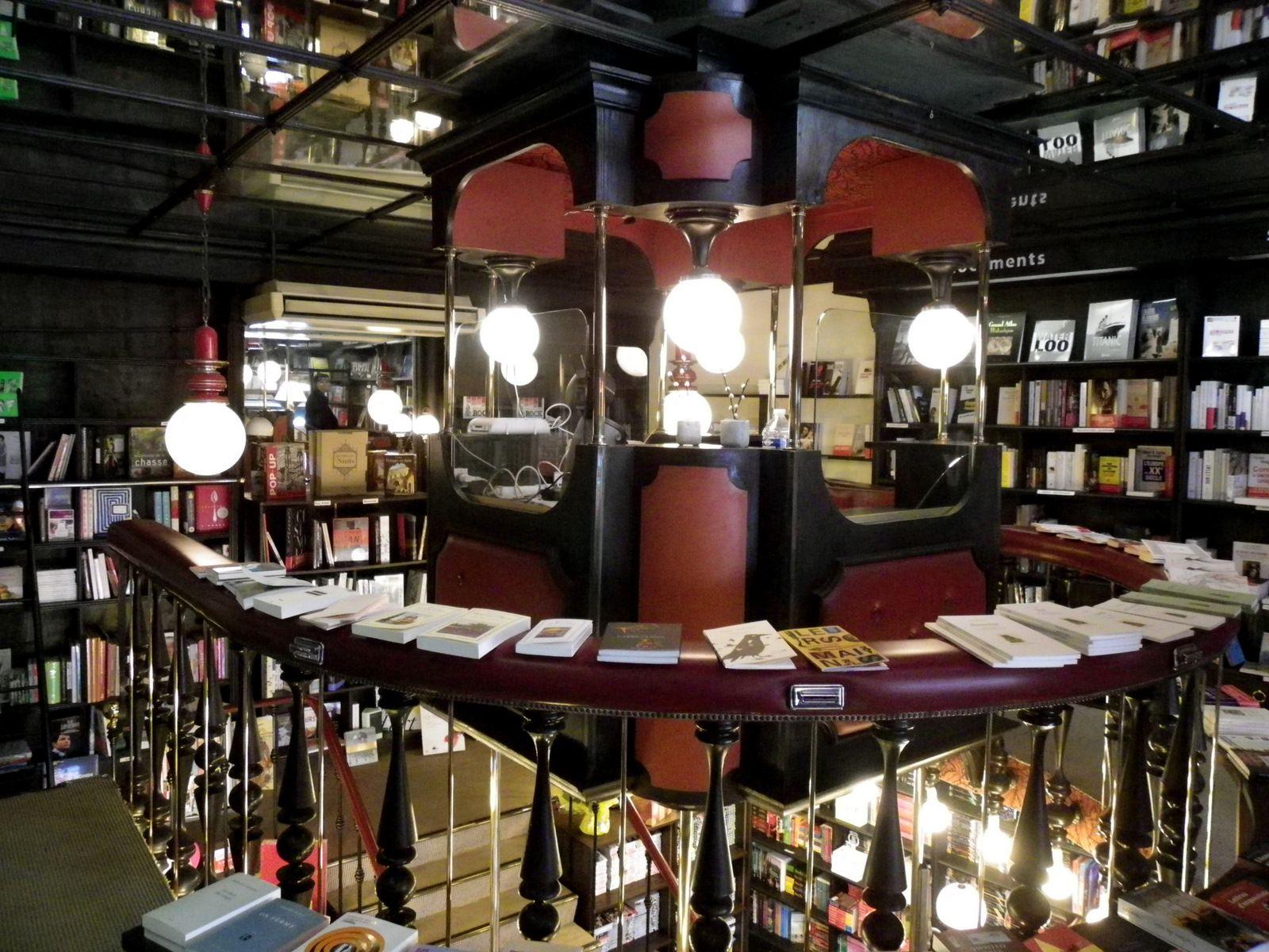 La Librairie Bookstore La Bien Nommee Biarritz France
