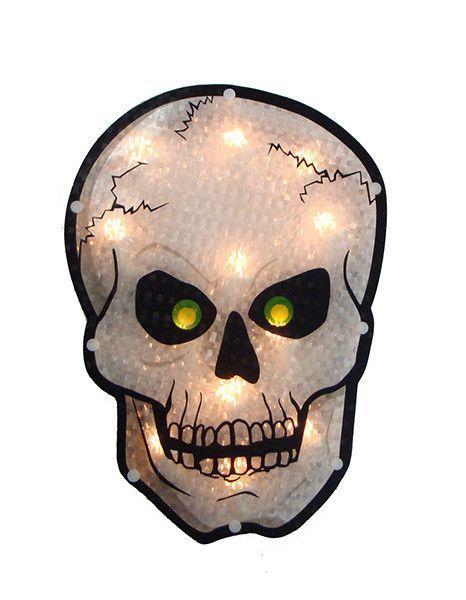 12\ - halloween lighted decorations