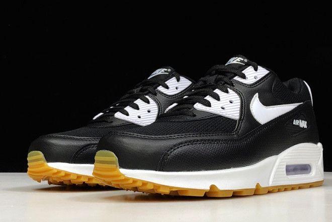 size 40 c4ee1 43e20 Nike Air Max 90 Sportswear Black White Men s Size 325213-055-5