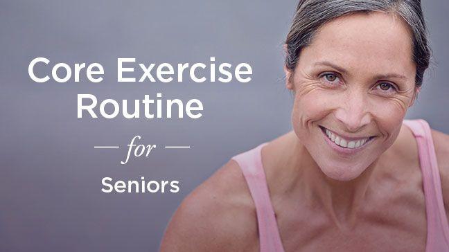 Abdominal Exercises for Seniors: For Stability