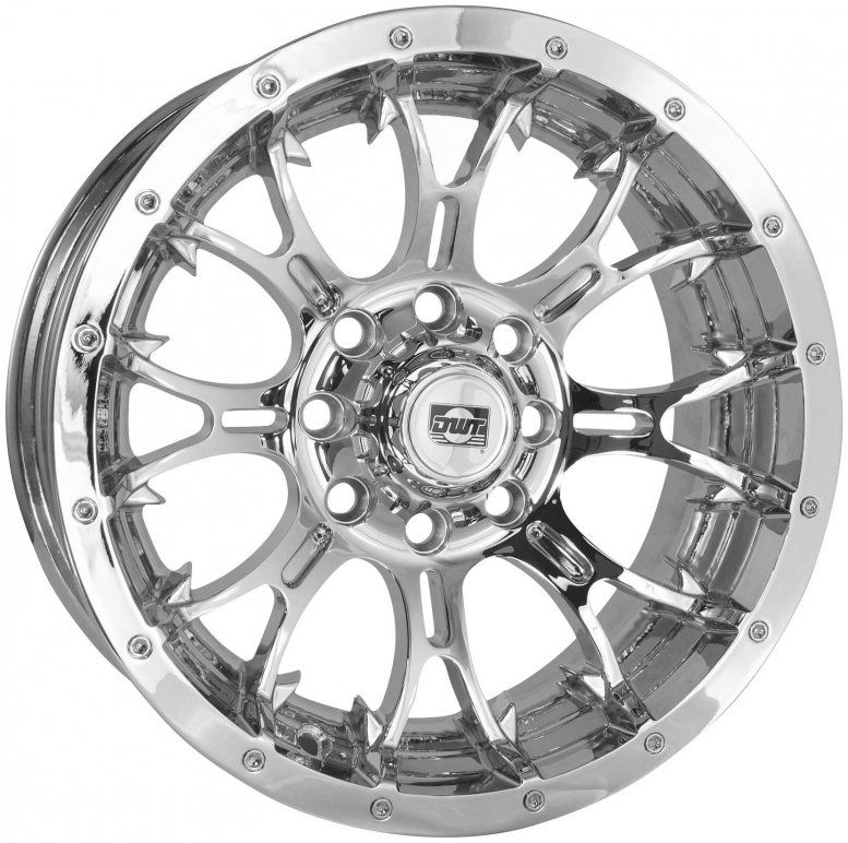 Dwt Diablo Chrome Wheel