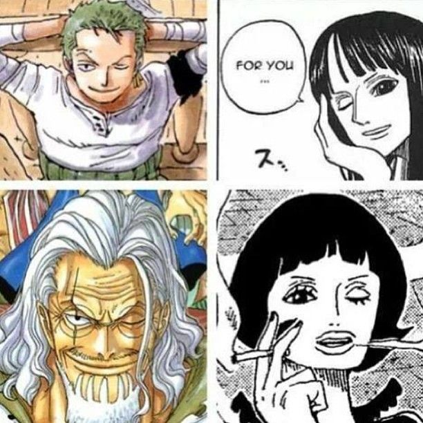 Image result for zoro rayleigh