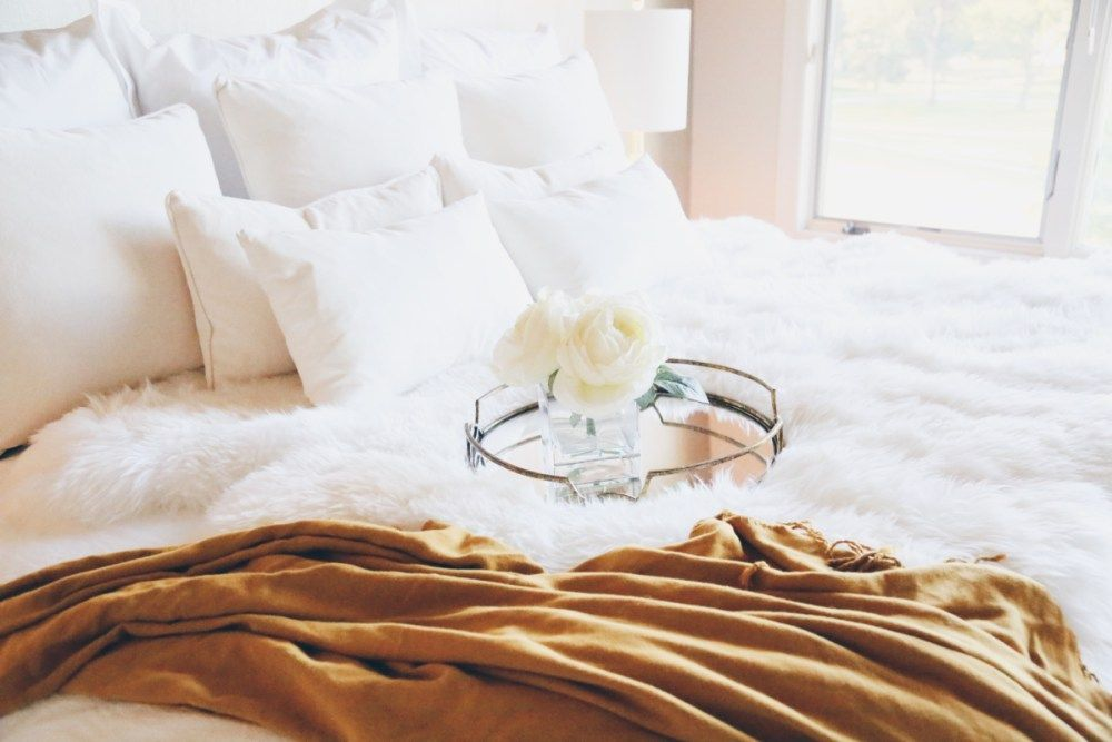 Sweet Dreams are made of Gold, White & Cream (and a 200