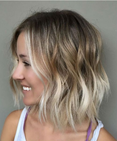 13 Of The Insane Short Ombre Hairstyles For Women To Show Off In 2019 Short Ombre Hair Medium Hair Styles Short Hair Makeup