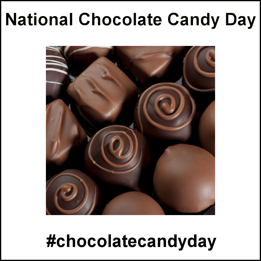 National Chocolate Candy Day December 28 2019 Chocolate Candy Chocolate Candy