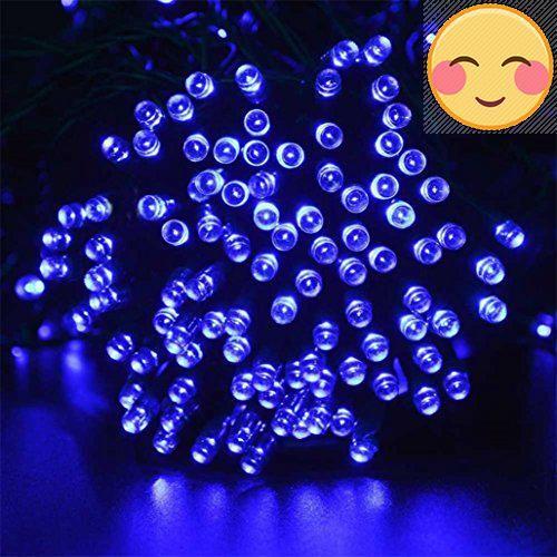 Tuscom 100 LED Outdoor Solar Powered String Light Garden Christmas