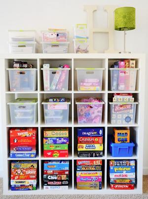 Ideas para organizar el cuarto de juegos | Ideas para el cuarto de ...
