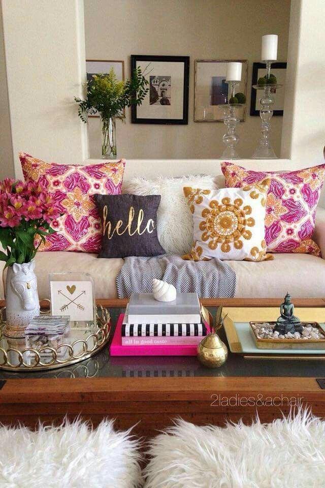 Pingladys Paulino On Buenas Ideas Pinterest  Apartments Extraordinary Apartment Living Room Decor Ideas Review