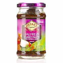 Jalfrezi Curry Paste Medium - Pataks