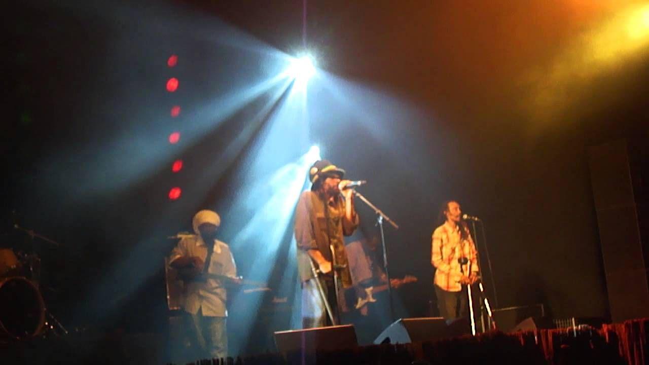 Reggae Geel 2010 Israel vibration M4H00569