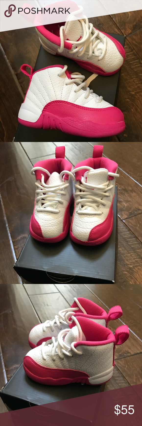 new product c5aa3 9b2ac Air Jordan Retro 12 Valentine Edition Girls New retro 12 ...