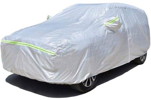 Top 10 Best Outdoor Full Size Waterproof Car Covers