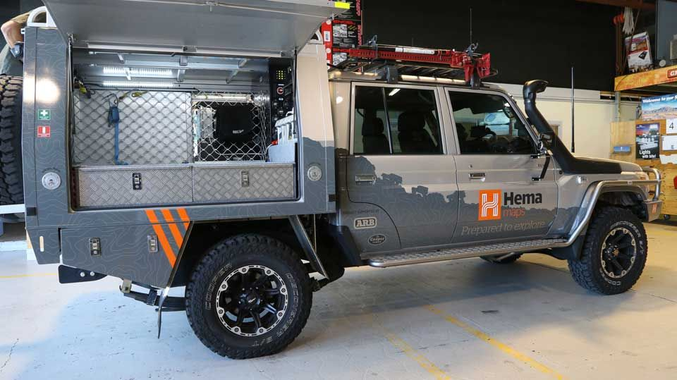 Side Profile Lc79 Globalsat 4wding Pinterest 4x4