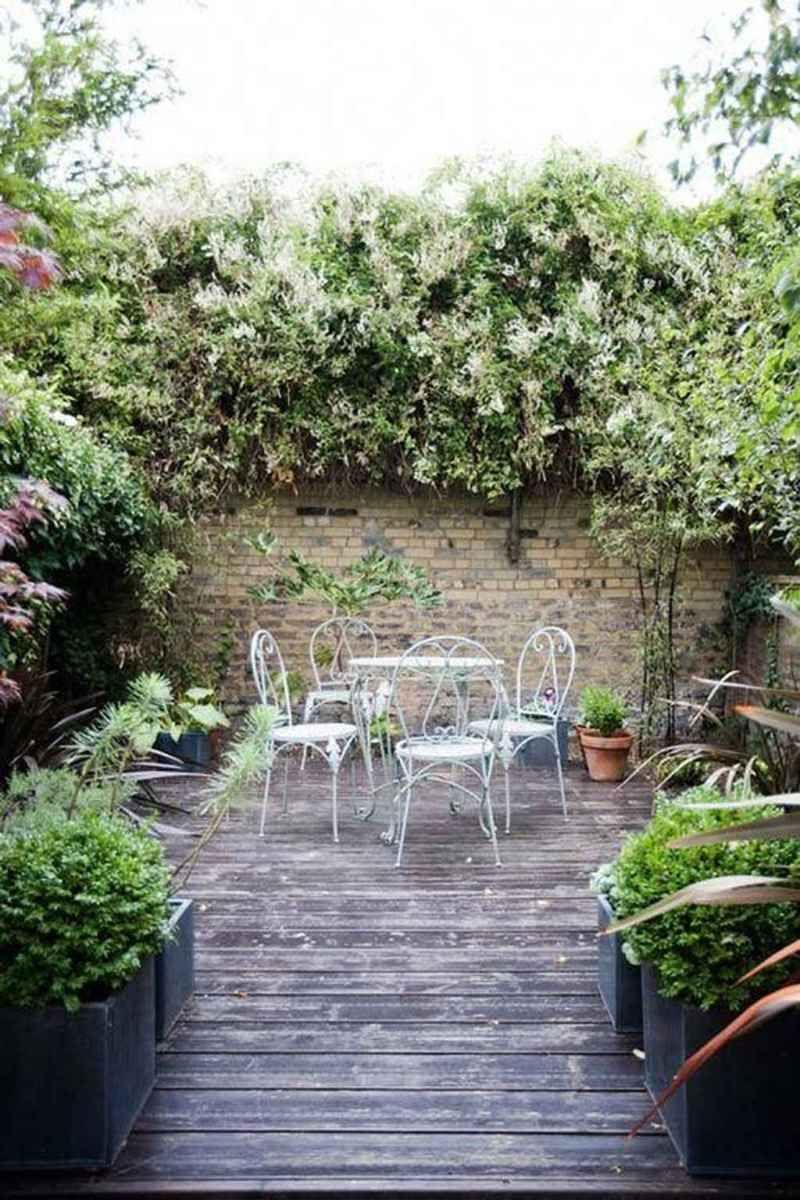 65 Stunning Small Cottage Garden Ideas For Backyard Inspiration Small Cottage Garden Ideas Patio Garden Design Cottage Garden English terraced house backyard ideas